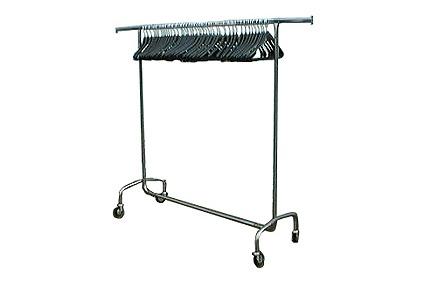 Kapstok 50 hangers